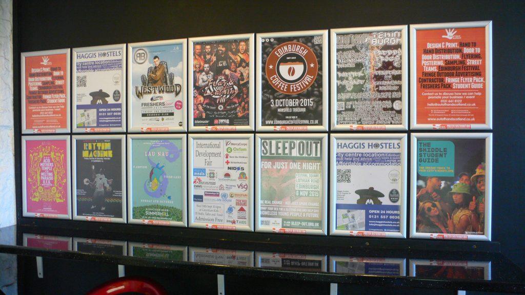 A3 Poster Frames
